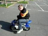 05/11/2005: Vive la poket-bike à Totof