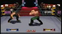 N64 - WCW NWO Revenge - Cruiserweight - Match 3 - Ultimo Dragon vs Chris Jericho