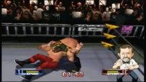 N64 - WCW NWO Revenge - Cruiserweight - Match 5 - Ultimo Dragon vs Chris Benoit