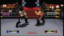 N64 - WCW NWO Revenge - Cruiserweight - Match 8 - Ultimo Dragon vs Psychosis