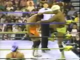Ric Flair vs Scott Steiner-WCW Heavyweight Title Part 1