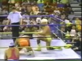 Ric Flair vs Scott Steiner-WCW Heavyweight Title Part 2