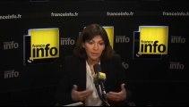 Anne Hidalgo : salle de shoot à Paris : pas avant les municipales - 10/10/2013