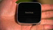 The tiny SanDisk Connect Wireless Media Drive has a lot to offer.