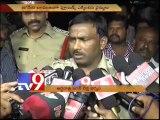 Police breaks Y.S.Jagan deeksha shifts to NIMS