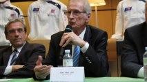 Jean-Paul Loth, nouveau capitaine du TC Strasbourg
