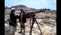 Des soldats Talibans pas très malins avec une arme LOL