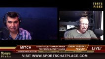 Week 7 NCAA College Football Picks Predictions Previews Odds from Mitch on Tonys Picks TV