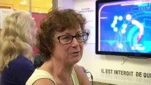 """""""Game older"""": quand les seniors goûtent aux jeux video"""