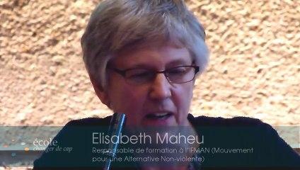 Formation des enseignants à la compréhension de l'élève et à l'animation du groupe - Elisabeth Maheu