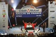 Quentin Gilbert remporte le Citroën Top Driver au Rallye de France Alsace