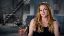"""""""Divergent"""" Preview - starring Shailene Woodley, Theo James, Kate Winslet"""