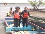 Un sobreviviente y 9 desaparecidos por embarcación que naufragó en Río Orinoco
