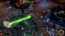 Full - Warrior Princess Sivir League of Legends Skin Spotlight