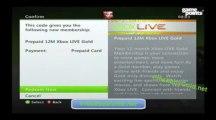 Free Xbox Live Gold Codes Xbox Live Gold Membership Generator FREE Xbox Live 2013