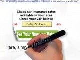 Auto Insurance In San Diego - New site allows safe drivers in San Diego to get big discounts