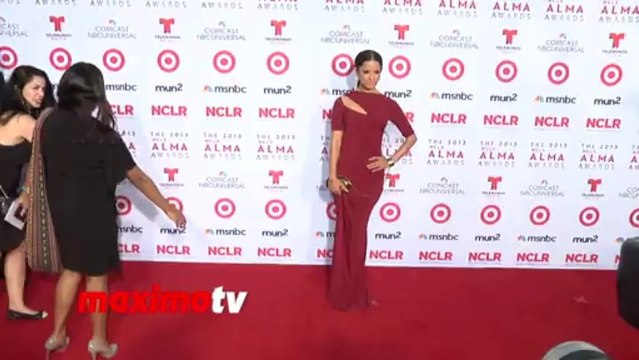 Rocsi Diaz 2013 Alma Awards