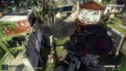 Clans Trailer de Call of Duty: Ghosts