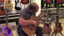 Tienda de instrumentos musicales en Madrid - Guitarra Paco Castillo Modelo 201