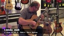 Tienda Midi - Demo guitarra clásica Paco Castillo modelo: 203