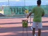 Εθνικό πρωτάθλημα τέννις: Η συνέντευξη τύπου των διοργανωτών