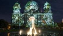 """Berlin holds """"Festival of Lights"""""""