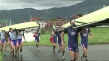 Red Bull XRow : 19 km d'aviron et 7 km de course