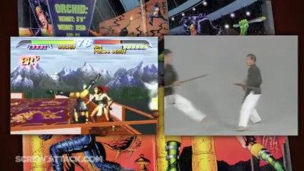 DEATH BATTLE! - Ivy VS Orchid - Death Battle!