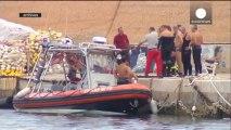 Tras Lampedusa, otro naufragio en el Mediterráneo