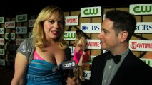 Red Carpet: Interview with Criminal Minds star, Kirsten Vangsness