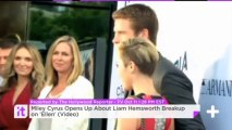 Miley Cyrus Opens Up About Liam Hemsworth Breakup On 'Ellen' (Video)