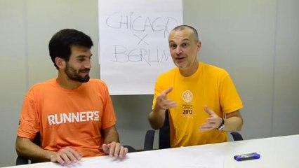 Berlim x Chicago: Video 12 - A LÍNGUA
