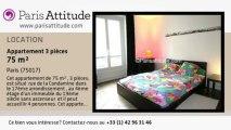Appartement 2 Chambres à louer - Batignolles, Paris - Ref. 5119