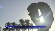 """Qatar: le """"Coup de tête"""" de Zidane sur la corniche de Doha"""