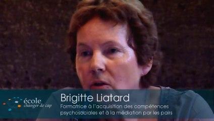 L'éducation psycho-sociale via la médiation par les pairs - Brigitte Liatard
