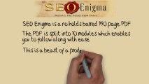 SEO Enigma Bonus - SEO Enigma Review