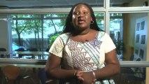 Quand la francophonie s'engage au féminin - Portrait de Maimouna Dembelé, militante au Mali