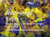 Watch Here Live Metro vs Clermont Auvergne Rugby