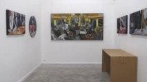 Galerie anne-marie et roland pallade - exposition Claude Gazier 2009