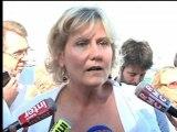 Nadine Morano porte plainte pour injures publiques contre Guy Bedos - 12/10