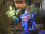 groupe gypsy en concert au bar la taverne à Mirepeisset