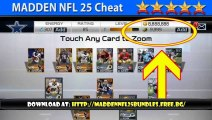 Madden Nfl 25 Cheats Cash Coins And Bundle Iphone Ipad - Best Version Madden Nfl 25 Telecharger