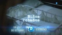 Promo 'Niños robados' (Telecinco)