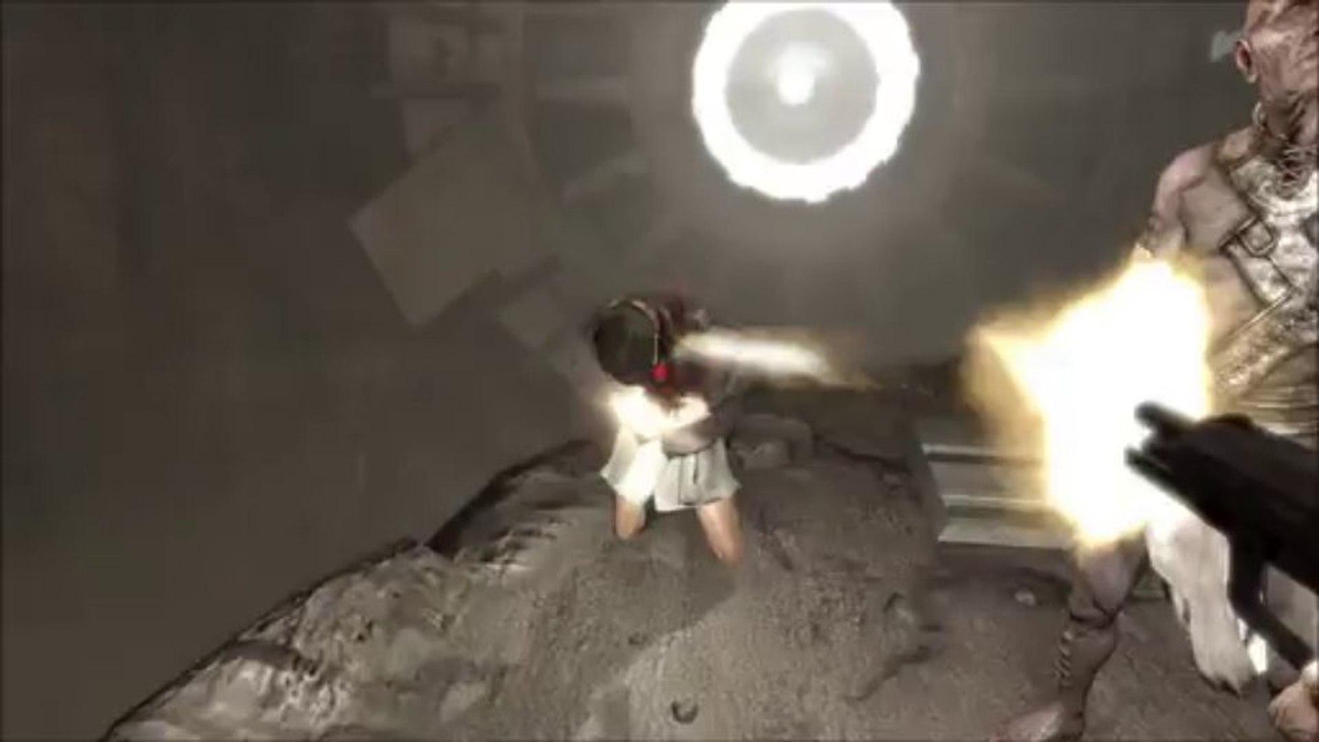 [SPOIL] cinématiques de fin/ending de Alone in the dark : Tuer Sarah