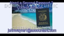Buy a Passport -Second Passport by Investment -Second Citizenship