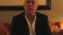 CHOW Interviews Bruce Willis