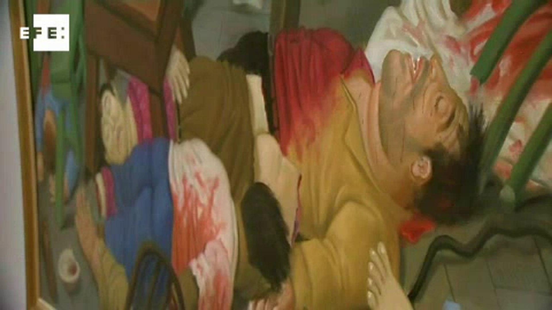Botero Pintores sempre trabalham a exaltação da vida