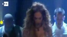 Jennifer Lopez se apresenta pela primeira vez na Espanha