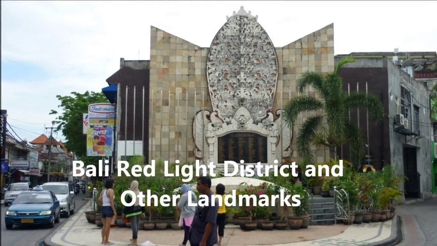 Bali Places You Don't Want To End Up.  What about the Red Light District? -Bali Holidays