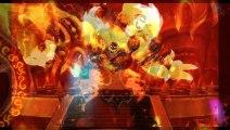 Ragnaros : WoW en Top n°8 - Les méchants de WoW